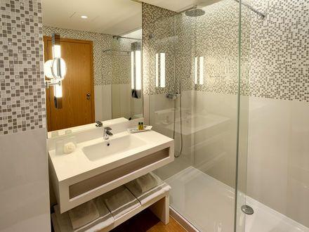 Kamer Suite badkamer